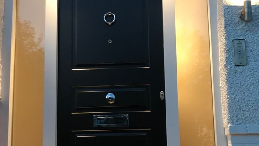 Protect your home this summer with a steel security door from Secure House