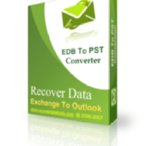 >15% Off Coupon code Recover Data for Exchange EDB to Outlook PST - Corporate License