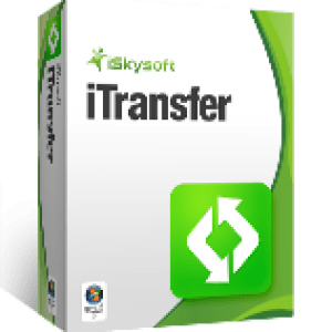 >40% Off Coupon code iSkysoft iTransfer