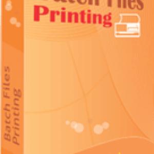 >20% Off Coupon code Batch Files Printing
