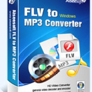 >75% Off Coupon code Aiseesoft FLV to MP3 Converter
