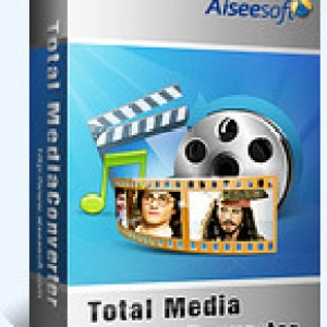 >75% Off Coupon code Aiseesoft Total Media Converter