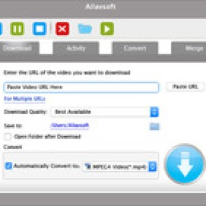 >25% Off Coupon code Allavsoft  for Mac 1 Year License