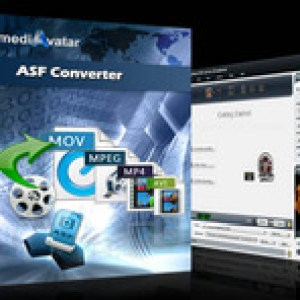 >40% Off Coupon code mediAvatar ASF Converter 7