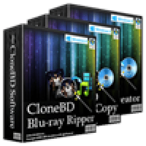 >50% Off Coupon code CloneBD Blu-ray Suite - Lifetime License