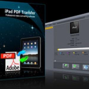 >30% Off Coupon code mediAvatar iPad PDF Transfer