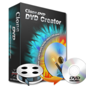 >40% Off Coupon code CloneDVD DVD Creator 4 years/1 PC
