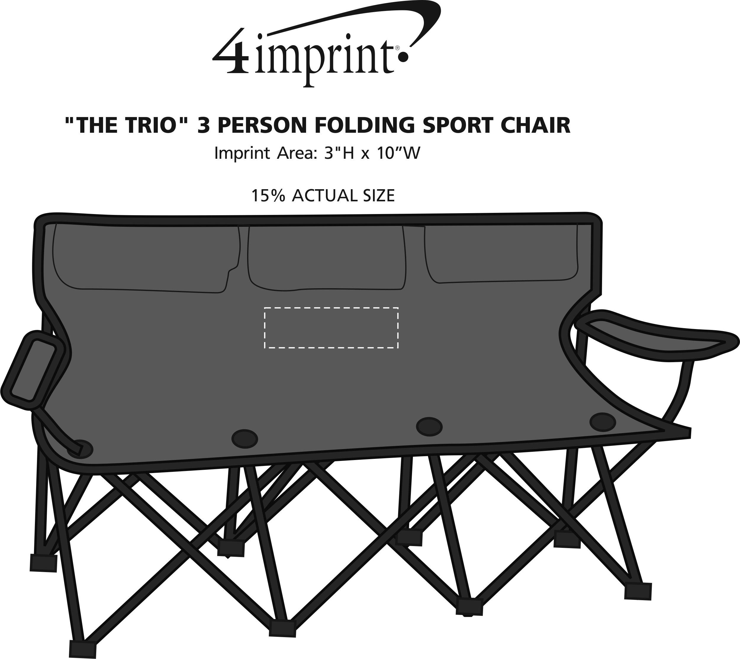 sport folding chairs genuine leather club chair and ottoman 119119 is no longer available 4imprint promotional products main image view imprint