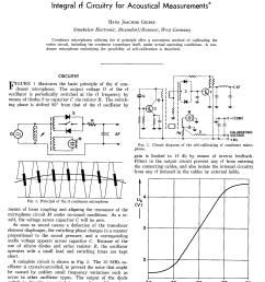 aes e library self calibrating condenser microphones with integrated r f circuitry for acoustical measurements [ 2322 x 3254 Pixel ]