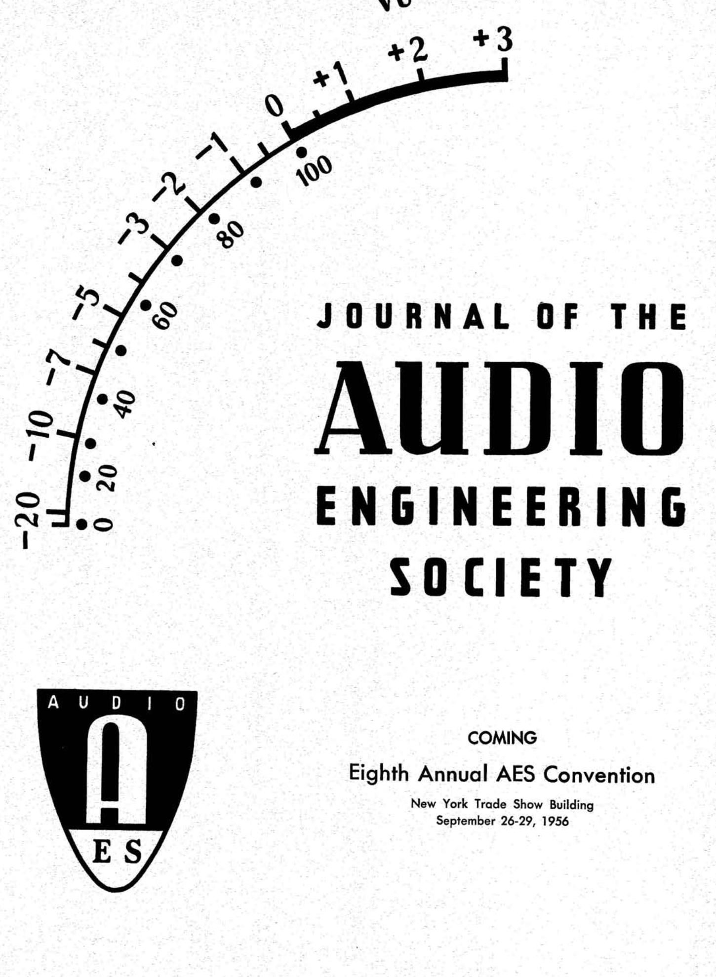 Aes E Library Complete Journal Volume 4 Issue 2