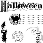 Alpha Stamps News » Newsletter: Gypsy Fortune Teller Swap