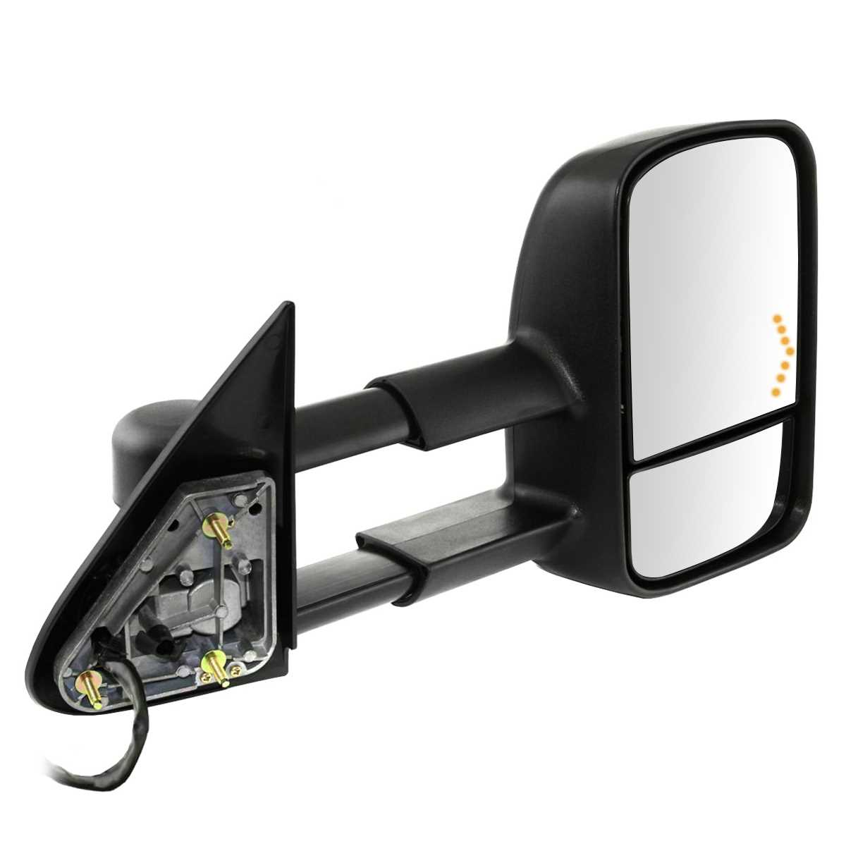 Details About 20032005 Chevy Gmc Truck Right Side Tow Mirror Power