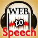 text to voice script