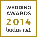 Creaciones con Golosinas Rebelbunches, ganador Wedding Awards 2014 bodas.net