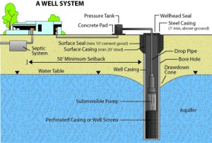 Water Quality and Common Treatments for Private Drinking