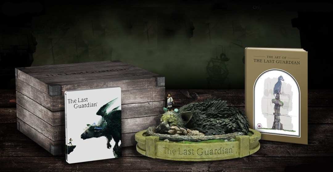 The Last Guardian Collector's Edition Unboxing Video