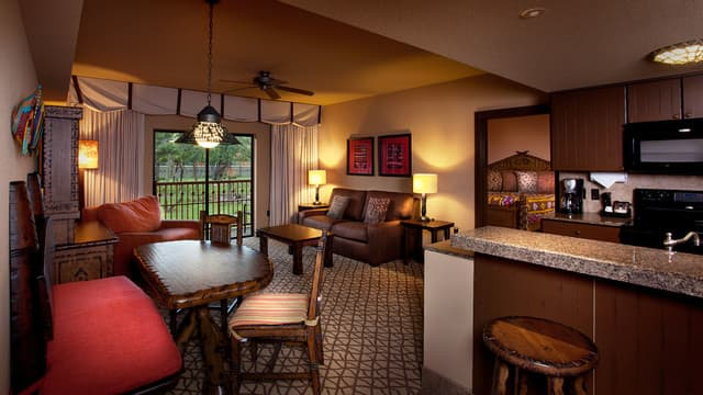 Disney's Animal Kingdom Villas – Kidani