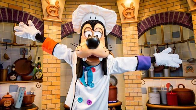 Goofys Kitchen  Dining  Restaurants  Disneyland Hotel  Disneyland Resort