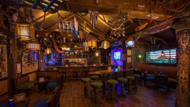 Trader Sam's Grog Grotto and Tiki Bar | Walt Disney World Resort