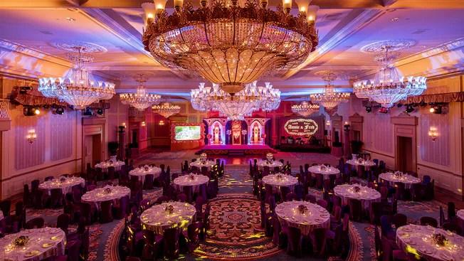 Venues for Disneys Fairy Tale Weddings  Hong Kong
