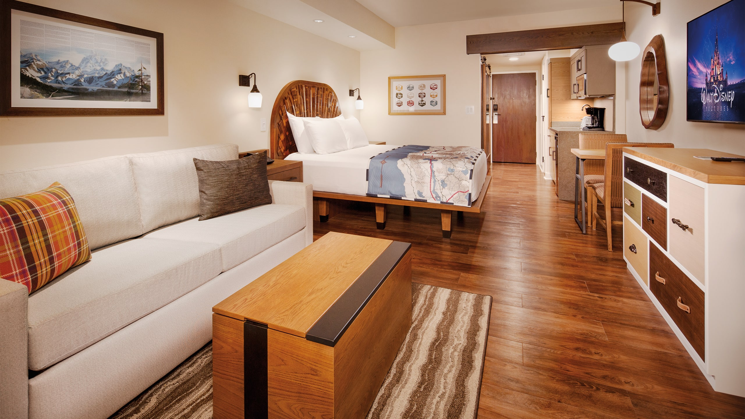 rooms to go sleeper chair ikea leather & points | copper creek villas cabins disney vacation club