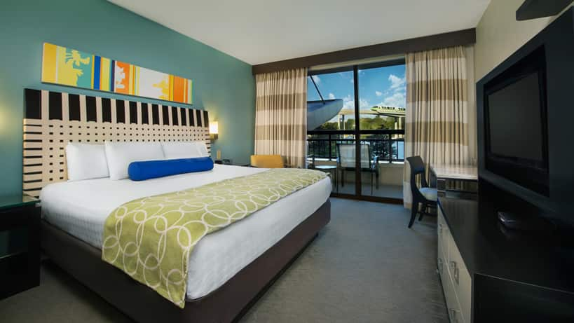 Bay Lake Tower 2 Bedroom Villa Pictures