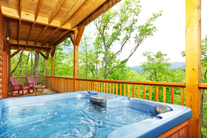 Hot Tub wspectacular View