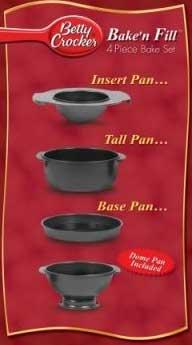 Betty Crocker Bake N Fill : betty, crocker, Products