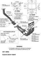 SUZUKI GSX-R 1000/R LEOVINCE HEADER PIPES