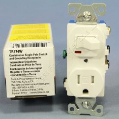 Cooper Gfci Outlet Wiring Diagram Chimney Parts Combination Switch Number Tr7730w