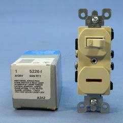 3 Way Switch With Pilot Light Diagram 4 Dimmer Wiring Leviton Combination 5241