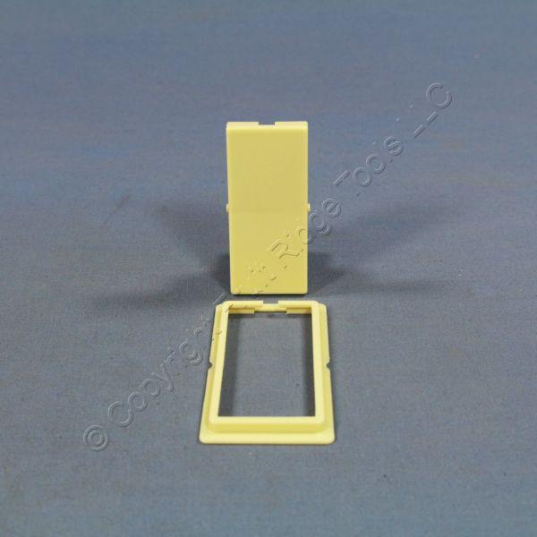 Leviton Dhc Ivory Color Change Conversion Kit Decora