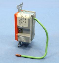 new leviton orange isolated ground hospital surge receptacle outlet 15a 8281 igo [ 3456 x 3456 Pixel ]
