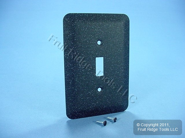 1 Gang No Device Blank Wallplate Oversized 430 Stainless Steel Box Mount