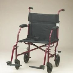 Power Wheelchair Batteries Medicare Land Of Nod Chairs Freedom Transport Silver :: / Manual Medline