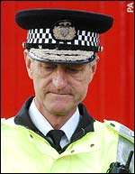 Soham police chief takes retirement deal - Telegraph