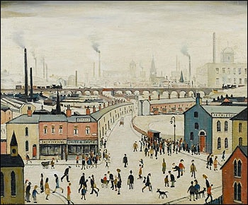 lowry painting sold 600 000