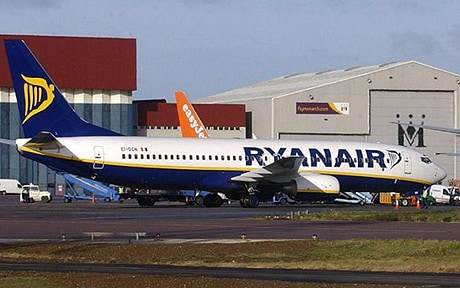 Ryanair charges nearly 30 to carry on duty free  Telegraph