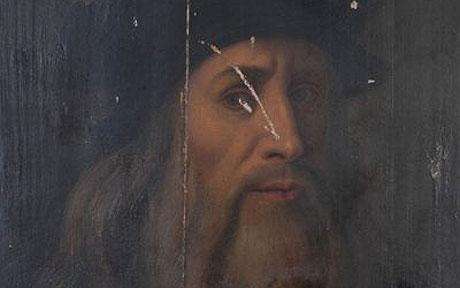 Leonardo Da Vinci Portrait Discovered