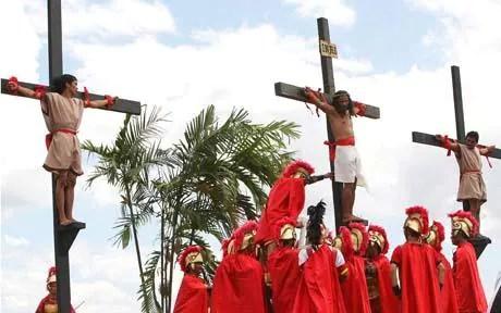 jesus did not die