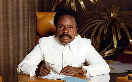 Gabon's President Omar Bongo dies in Spanish hospital