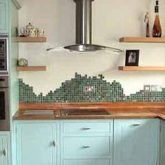Kitchen Facelift Lace Curtains Interiors Facelifts On A Budget Telegraph Kitchens Second Hand From The Used Company