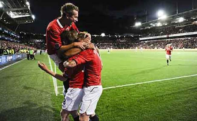 Norway 1 Portugal 0 Match Report Telegraph