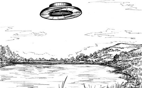 UFO files: threat of alien invasion taken seriously by