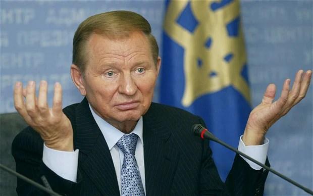 Resultado de imagen para Leonid Kuchma