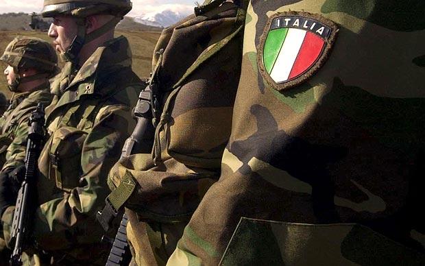 Italian Military Officer Injured By Letter Bomb Telegraph