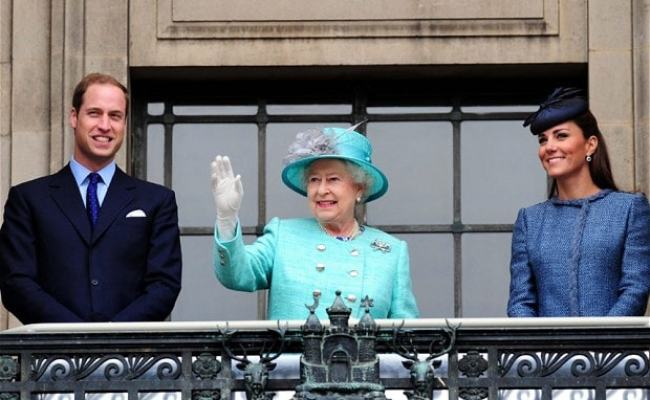Duke And Duchess Of Cambridge Join Queen As Jubilee Tour