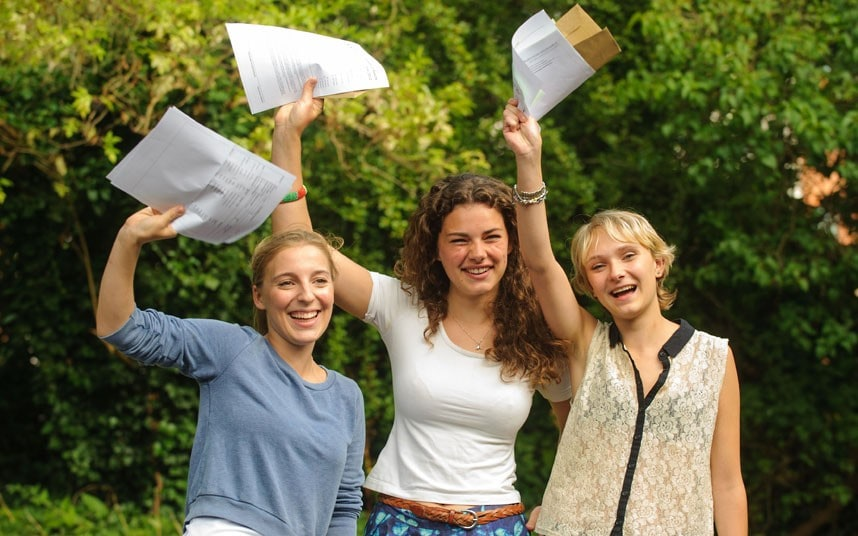 A-level Results Day 2015: Record number of university acceptances - Telegraph
