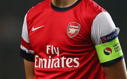 Arsenal set to sign £25 million shirt deal with adidas ...