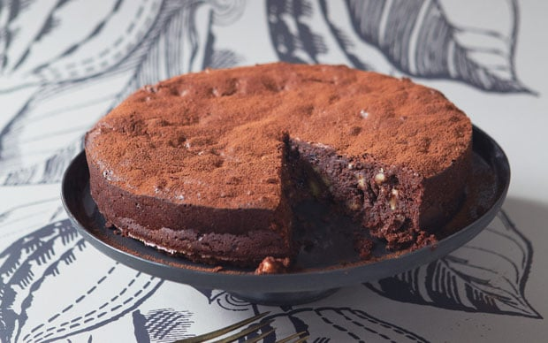 Italian Christmas Chocolate Cake Recipe Telegraph